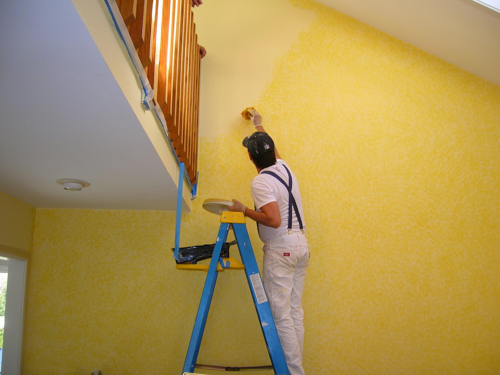 Rüyada Tanıdık Başkasının Evini Boyadığını Görmek